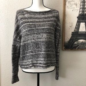 Madewell Long Sleeve Pullover Knit Sweater Size M